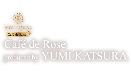 Café de Rose COFFEE BAR produced by YUMI KATSURA